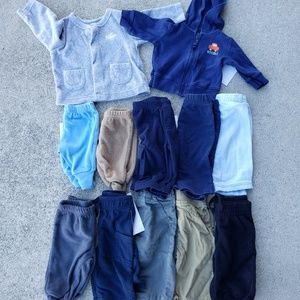 Infant 0 to 6 month lot